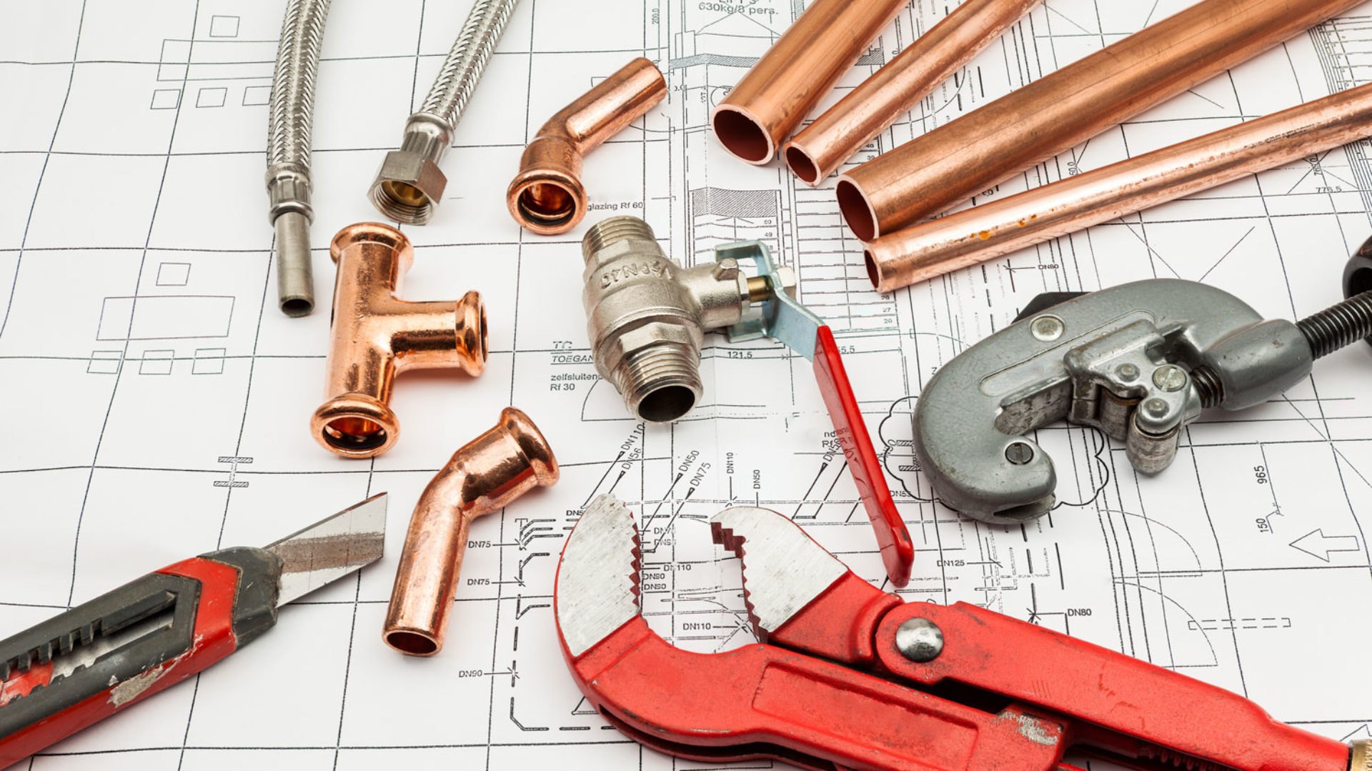 Plumbing, Drainage Works and Maintenance Services