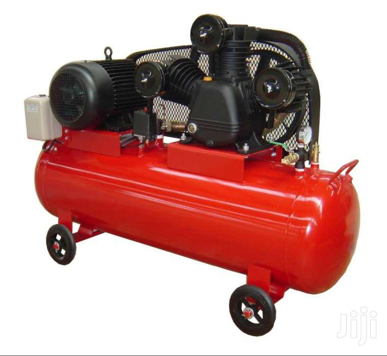 Air Compressors and Compressed Air Services